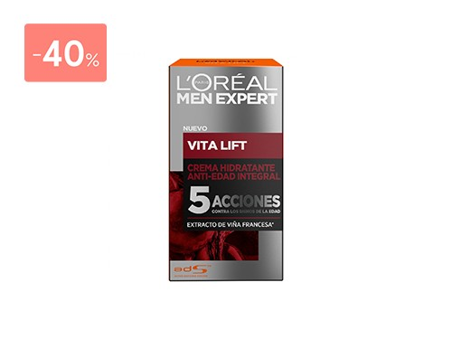 LOREAL MEN EXPERT CREMA ANTI EDAD MEN EXPERT VITALIFT 50 ML