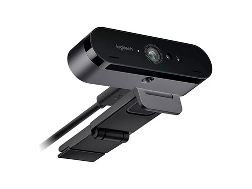 Camara Webcam 4k Logitech Brio Ultra Hd Streaming Gamer