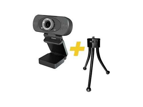 Camara Webcam 1080p Tripode Imilab Zoom Skype Meet