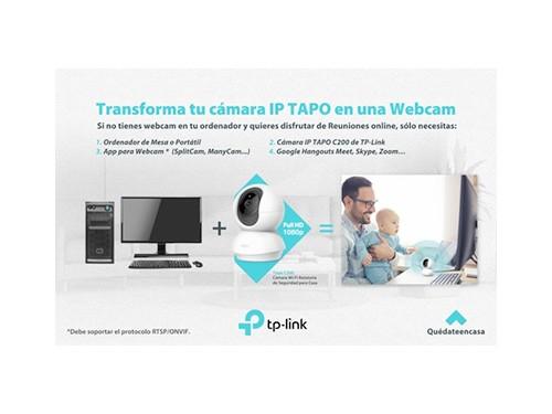 Camara Clases Online Webcam Microfono 1080p Wifi 360 Mobile