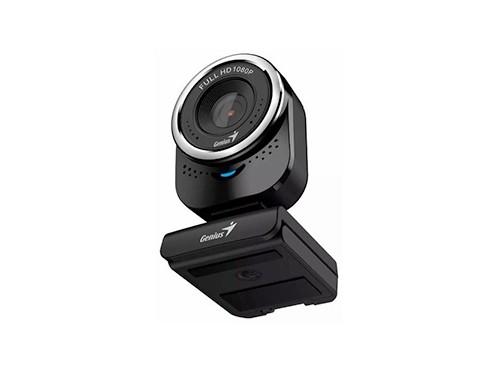 Camara Webcam Genius Full Hd 1080p 360º Microfono Qcam 2mp