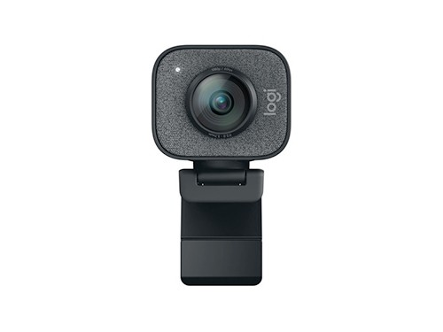 Camara Streaming  Logitech Full Hd 60fps 1080p Webcam Usb-c