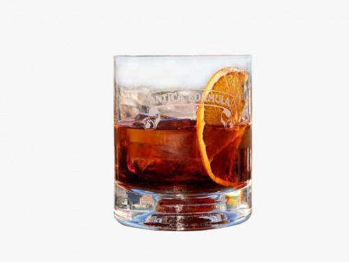 Vermouth Antica Formula +vaso exclusivo Antica (Prod.Importado Italia)