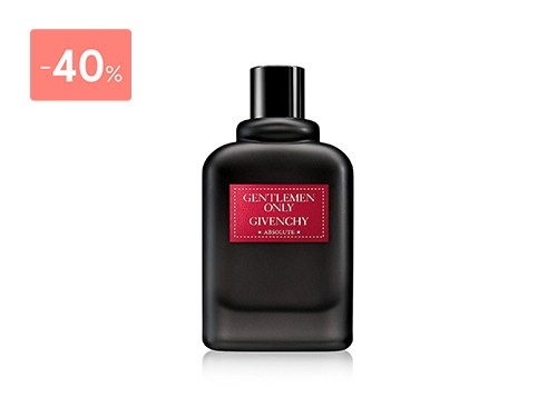 GIVENCHY GENTLEMEN ONLY ABSOLUTE EDT 50 ML