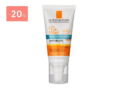 LA ROCHE POSAY ANTHELIOS XL FPS 50+ CREMA COLOR BB CONFORT 50ML