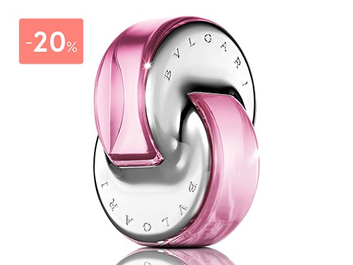 BVLGARI FRAGANCIA OMNIA PINK SAPPHIRE EDT FOR WOMEN 40 ML