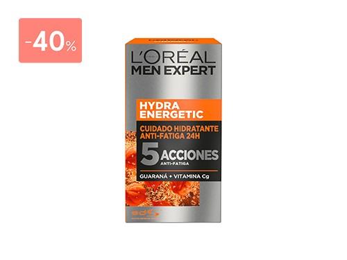 LOREAL MEN EXPERT CREMA HIDRATANTE HYDRA ENERGETIC 50 ML