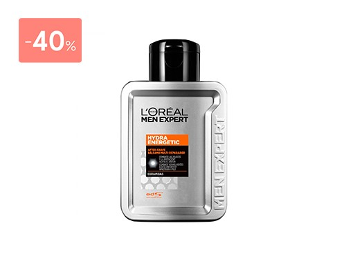 LOREAL MEN EXPERT AFTER SHAVE HYDRA ENERGETIC 100 ML