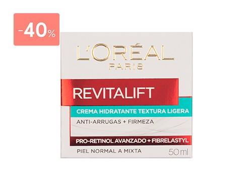 LOREAL DERMO EXPERTISE REVITALIFT DIA MIXTA LIGERA 50 ML