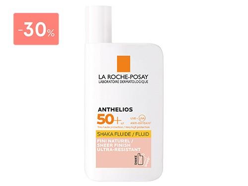 LA ROCHE POSAY ANTHELIOS FLUIDO CON COLOR 50+ 50 ML