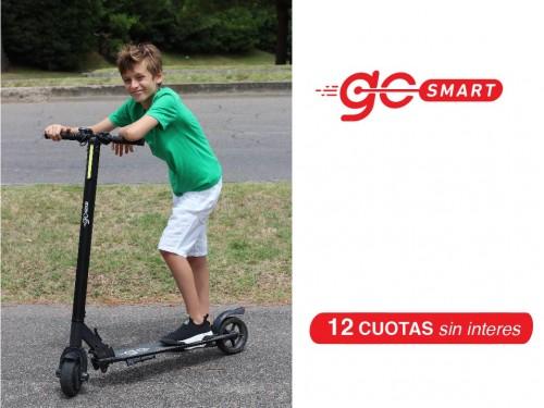 Monopatin eléctrico GoSmart Z1 - para compartir en familia