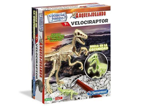 Velociraptor Fluo Clementoni