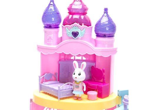 Castillo 3 Conejos Luz