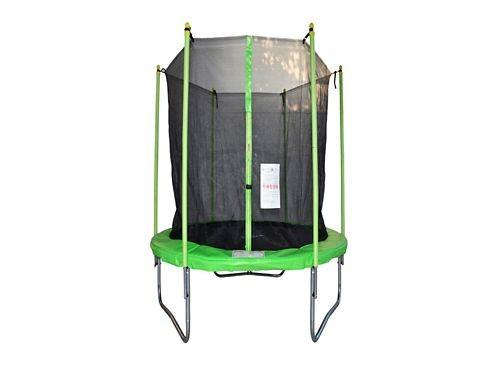 Cama elastica 244 cm Verde
