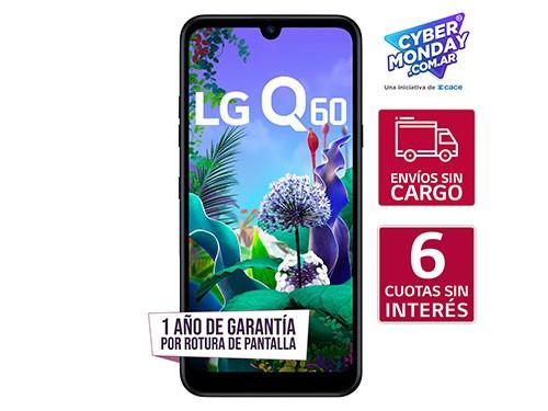 Smartphone LG Q60