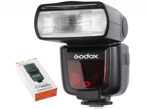 Flash TT685 TTL Godox para canon nikon sony panasonic olympus y fuji