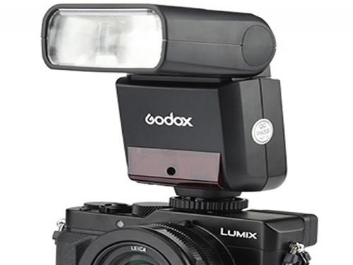 Flash V350 TTL Godox para canon nikon sony panasonic olympus y fuji