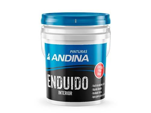 Enduido interior para Obra 30 kg Andina