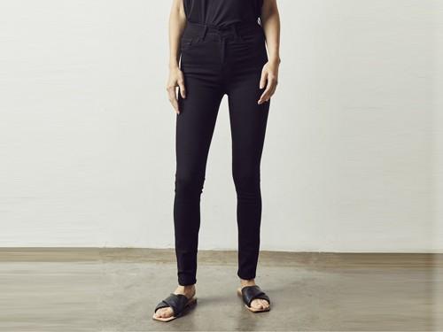 Jean Legging Black Paris