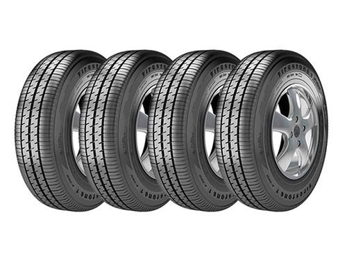 4 Neumáticos Firestone F700 185/65 R14 86T