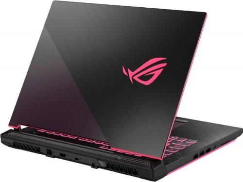 NOTEBOOK GAMER CORE I7 10750H ASUS ROG 8GB 512GB SSD GTX1650TI FHD 144