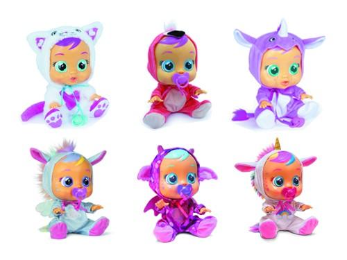 Muñeca Cry Babies Original Llora Lagrimas De Verdad