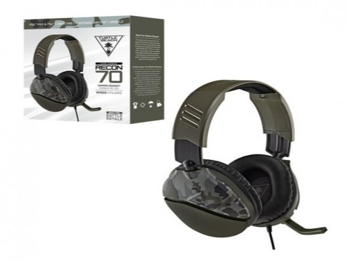 Headset Gamer Tortule Beach Recon 70P