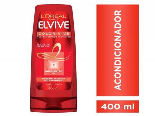 ACONDICIONADOR COLOR VIVE ELVIVE L´ORÉAL PARIS 400 ML