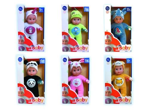Muñeca Bebote Sweety Baby Con Luz Y Melodias Varios Modelos