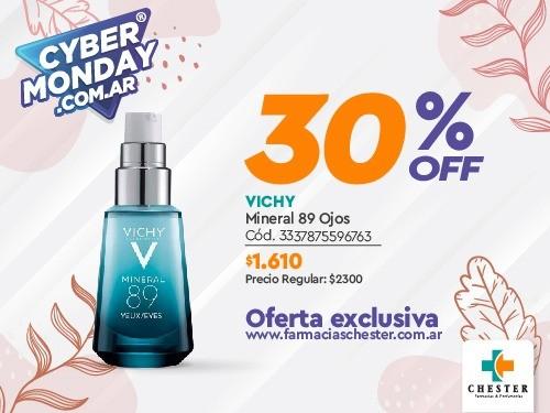 VICHY Mineral 89 Ojos