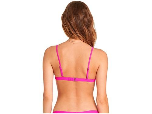 Bikini triángulo fijo Billabong modelo Tanlines Hi Point Tri