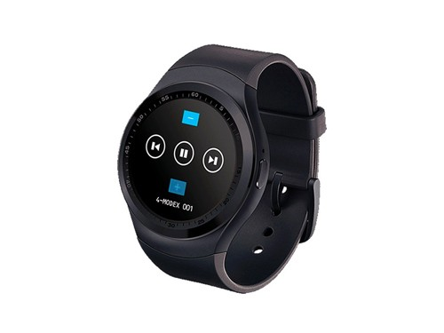 Smartwatch Reloj Inteligente Zed 2 Compatible Con Android/IOS Level Up