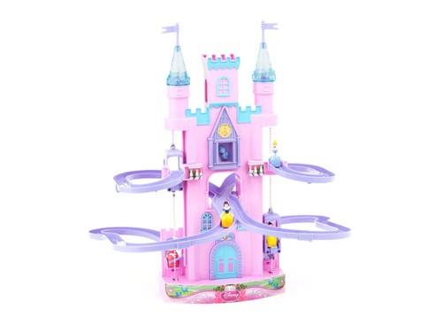 Princesas Castillo Roller Castle Con Luz Y Sonido
