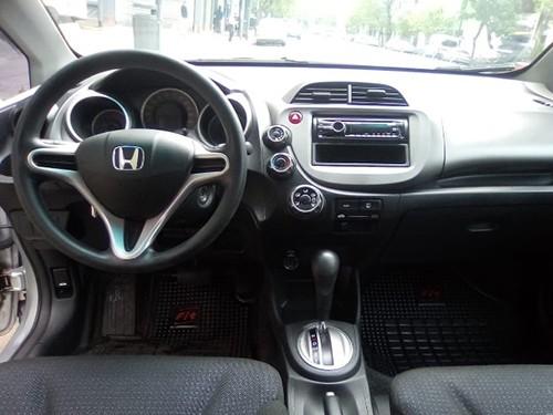 Honda Fit 1.4 LX-L CVT 2010