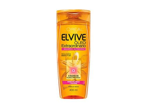 Shampoo Oleo Extraordinario Elvive  400ml