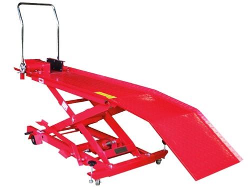 Elevador Hidráulico Para Motos hasta 360 kg Equus