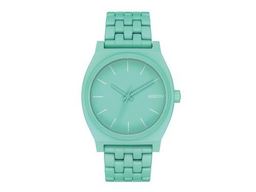 Reloj analógico NIXON Modelo Time Teller Mint