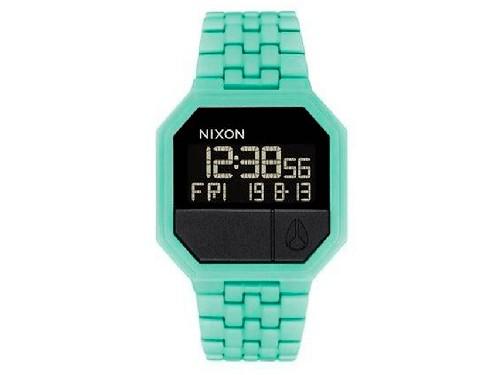 Reloj digital NIXON Modelo Re-Run Mint