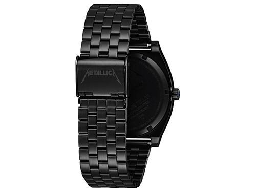 Reloj analógico  NIXON Modelo Time Teller Black Línea Metallica