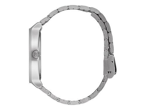 Reloj analógico NIXON Modelo Clique All Silver / Gray