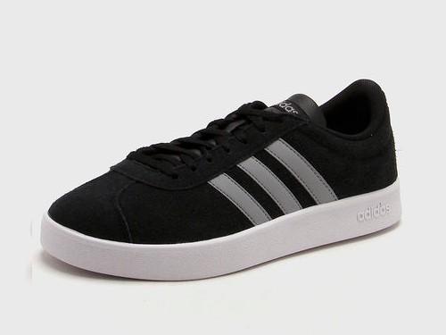 Zapatilla Negra Adidas VL Court 2.0