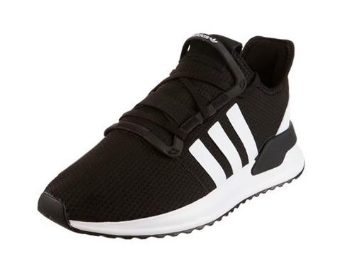 Zapatilla Negra Adidas Originals U Path Run