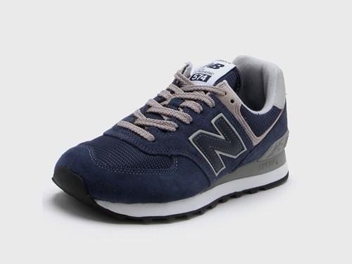 Zapatilla Azul New Balance WL574EN
