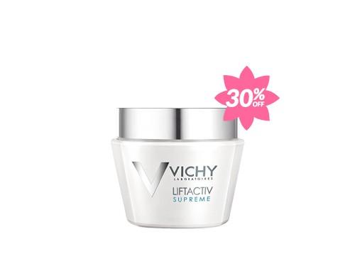 Crema Anti Edad Liftactiv Supreme Piel Normal a Mixta Vichy