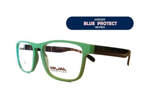 Armazón blueprotect neutro Usual UO/ Verde Oscuro-NG