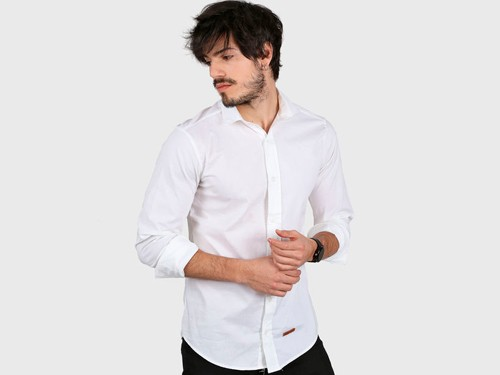 Camisa Blanca Wintertex