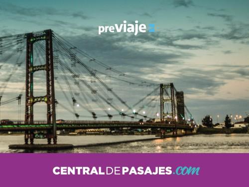 Pasaje en micro de Buenos Aires a Santa Fe