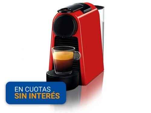 Cafetera Nespresso Essenza mini Red D30