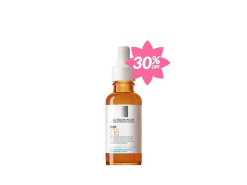 Serum Anti Oxidante Pure Vitamin C10 La Roche-Posay