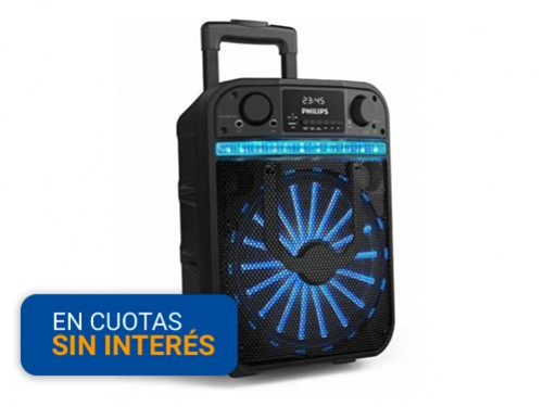 Party Speaker Bluetooth Philips TANX20/77